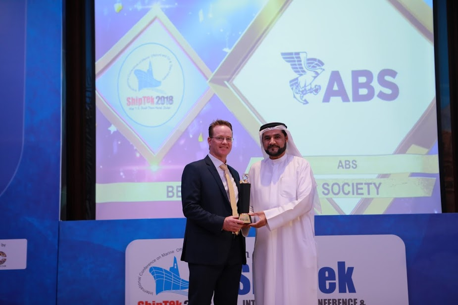 Best Classification Society-ABS 2