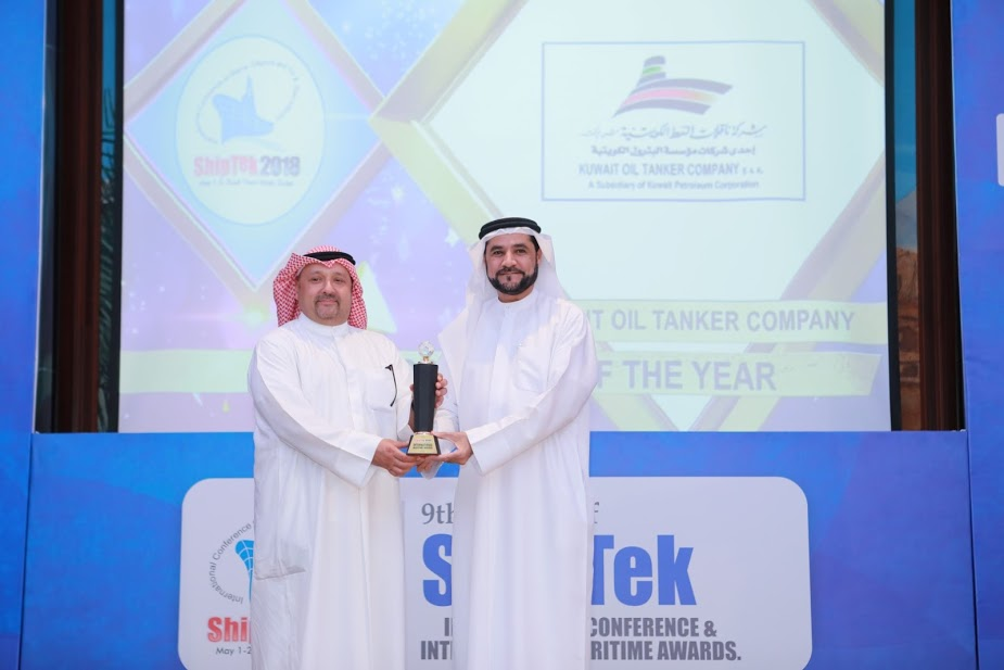 Tanker Operator of the year -KOTC 1